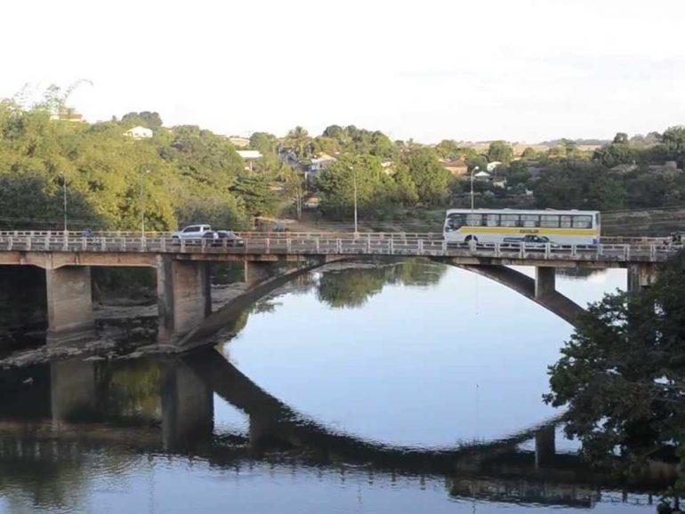 Alunos da DALMASS vistoriam Ponte no Estado de Goiás