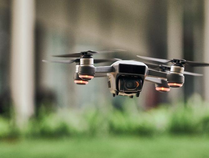 Perito(a), já imaginou usar drones em locais de crime?